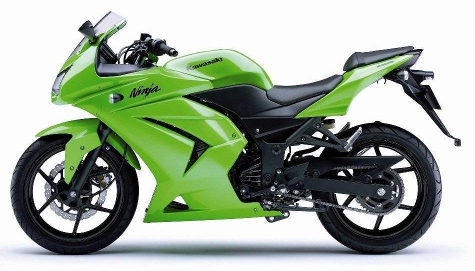Kawasaki Ninja 250r Short Ish Lady Biker Test Ride