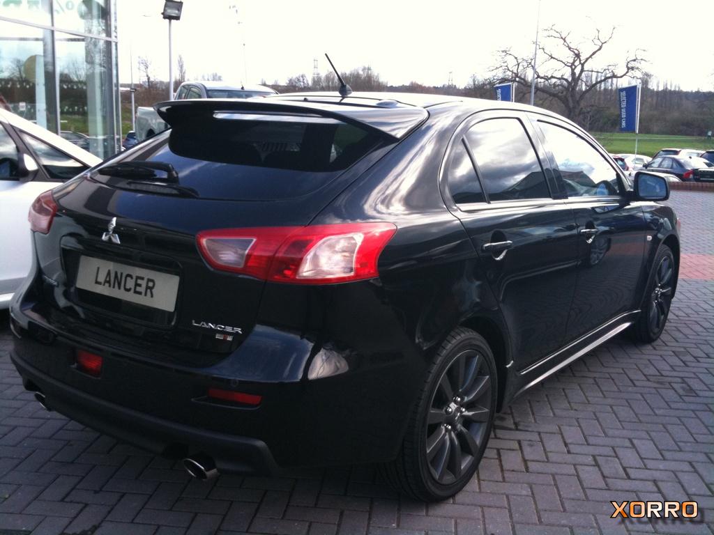 Drive Away Auto >> Mitsubishi Lancer Ralliart Sportback GSR SST