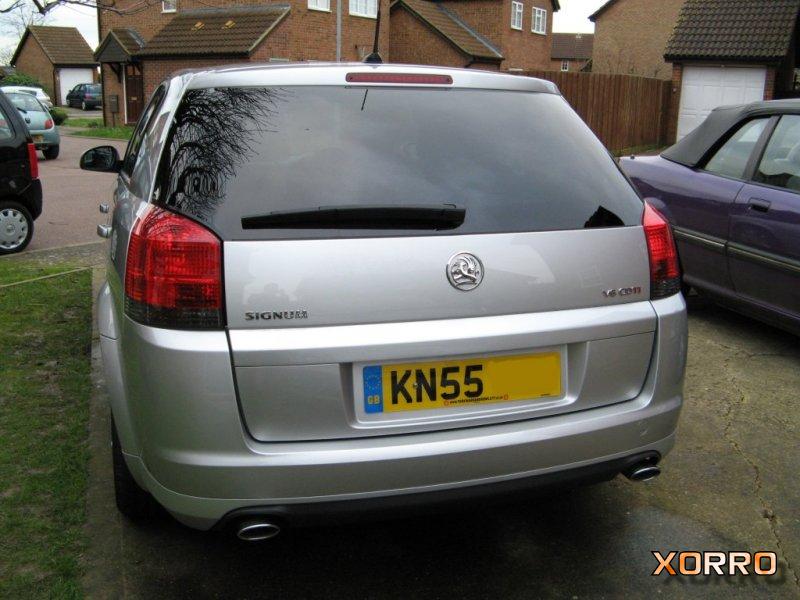 Vauxhall Signum - 3.0 V6 CDTi